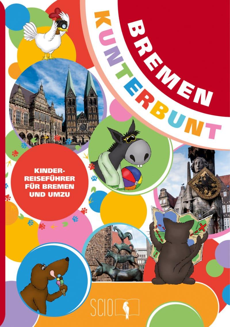 Kindereiseführer Bremen Kunterbunt