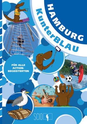 Kinderreiseführer Hamburg Kunterblau