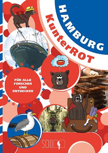 Kinderreiseführer Hamburg Kunterrot