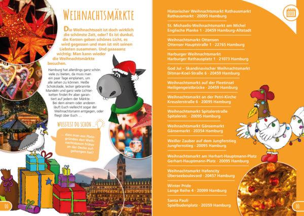Beschreibung kinderreiseführer weihnachtsmärkte hamburg