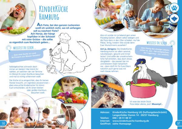 Beschreibung kinderreiseführer kinderküche hamburg