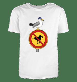 Herren T-Shirt Möwen