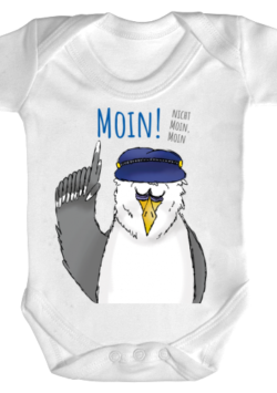 Baby Body Moin! – nicht Moin, Moin