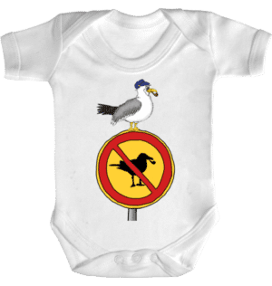 Baby Body Möwen