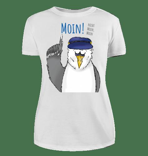Damen T-Shirt Moin