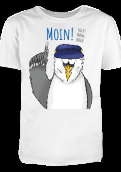 Herren T-Shirt Moin! – nicht Moin, Moin