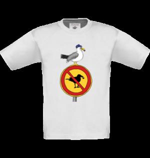 Kinder T-Shirt Möwen
